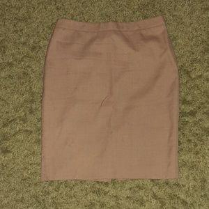 J Crew #2 pencil skirt
